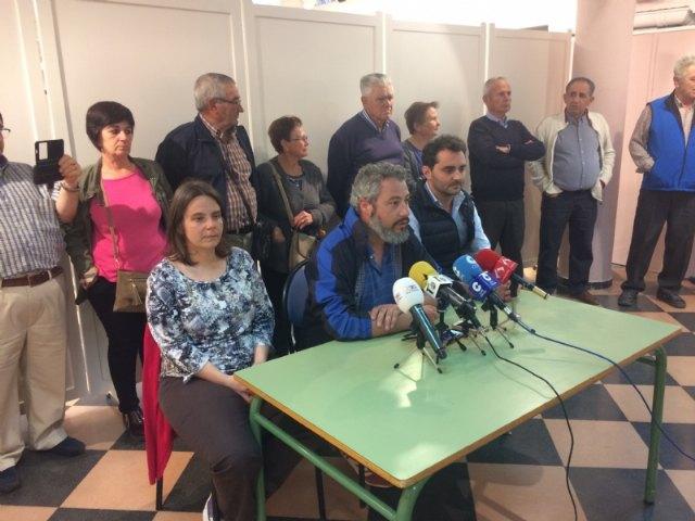 Se presenta de forma oficial la Plataforma Ciudadana AVE Totana-Fuerza Ciudadana, en contra de la modificación del trazado del Corredor Mediterráneo a su paso por este municipio