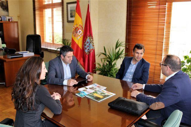 El Ayuntamiento de Alcantarilla renueva por segundo año un convenio de colaboración con el Balneario de Archena - 1, Foto 1