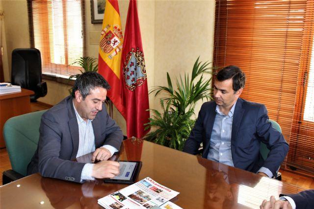 El Ayuntamiento de Alcantarilla renueva por segundo año un convenio de colaboración con el Balneario de Archena - 2, Foto 2