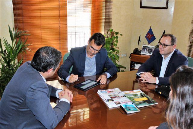 El Ayuntamiento de Alcantarilla renueva por segundo año un convenio de colaboración con el Balneario de Archena - 3, Foto 3
