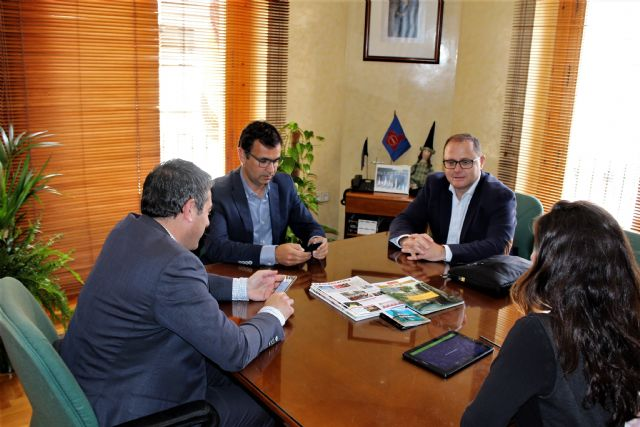 El Ayuntamiento de Alcantarilla renueva por segundo año un convenio de colaboración con el Balneario de Archena - 5, Foto 5