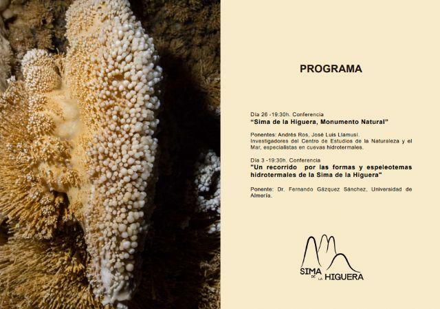 Se celebran en Pliego las II Jornadas Regionales de turismo científico-geológico. - 2, Foto 2