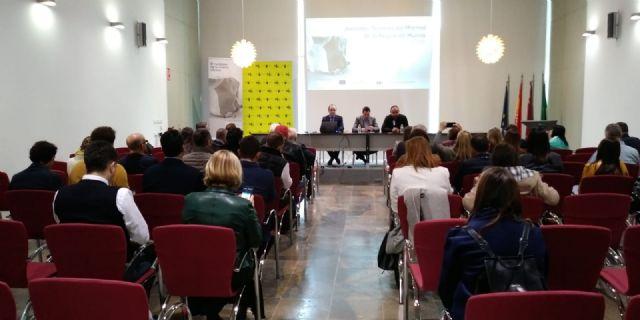 Cehegín acoge hoy una jornada técnica del mármol de la Región para facilitar la innovación y la formación empresarial - 1, Foto 1