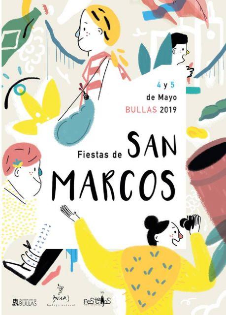 Bullas se prepara para San Marcos 2019 - 1, Foto 1