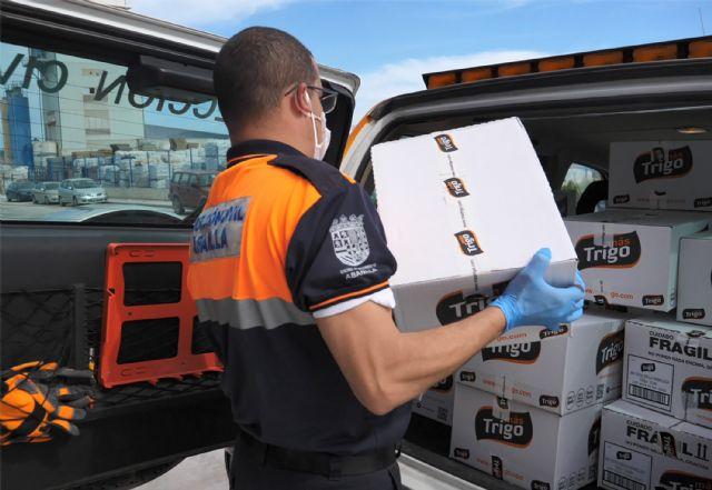La murciana MasTrigo dona 200 kilos de producto para las personas más vulnerables de Abanilla - 3, Foto 3