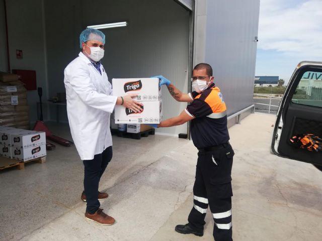 La murciana MasTrigo dona 200 kilos de producto para las personas más vulnerables de Abanilla - 4, Foto 4