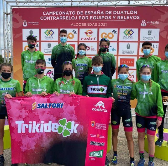 Natalia Hidalgo y Nieves Navarro se proclaman Campeonas de España de Duatlón Contrarreloj por Equipos - 3, Foto 3