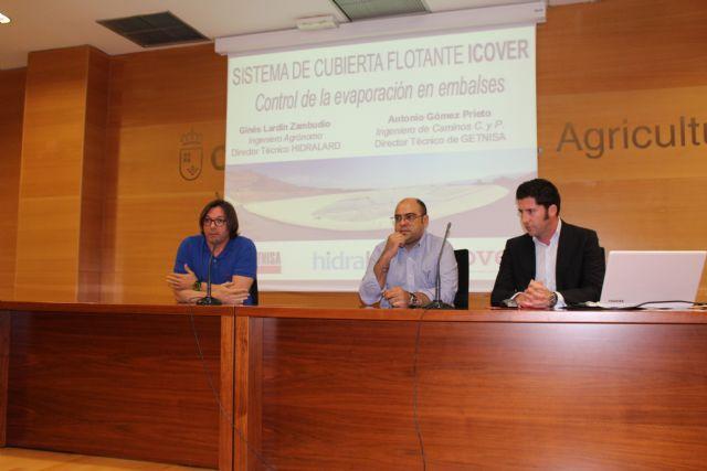 Jornada técnica para presentar el nuevo sistema de cubierta flotante - 1, Foto 1