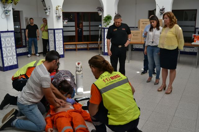 Nueve monitores desfibriladores se suman a la dotación del Servicio de Emergencias - 2, Foto 2