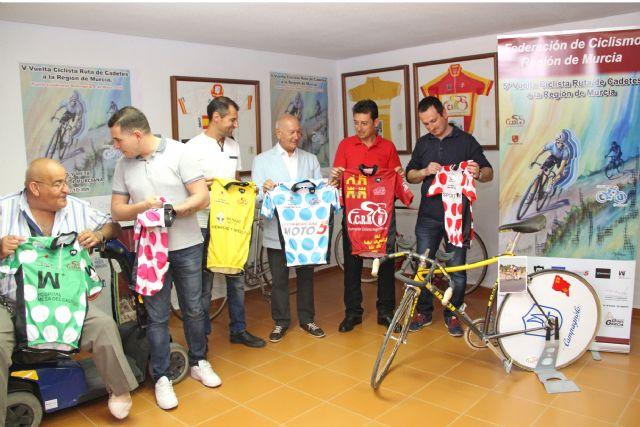 Puerto Lumbreras acogerá la cuarta etapa de la V Vuelta Ciclista Ruta de Cadetes a la Región de Murica - 1, Foto 1