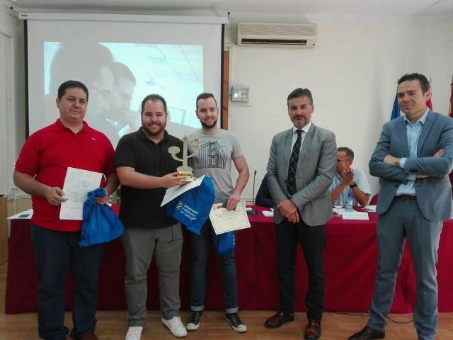 Entregados los premios de la X Olimpiada Regional de Informática, Foto 1