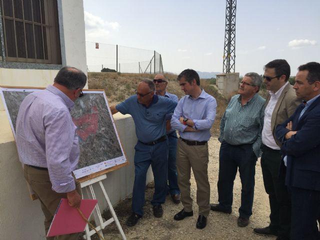 Agricultura estudiará el proyecto de modernización de regadíos de la comunidad El Porvenir de Abanilla - 1, Foto 1