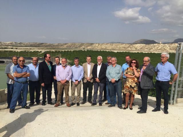 Agricultura estudiará el proyecto de modernización de regadíos de la comunidad El Porvenir de Abanilla - 3, Foto 3