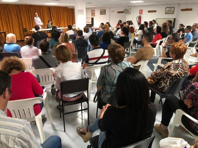 Un total de 20.232 electores podrán ejercer su derecho al voto mañana domingo 26-M en las elecciones municipales en Totana, de un censo de 31.584 residentes - 1, Foto 1