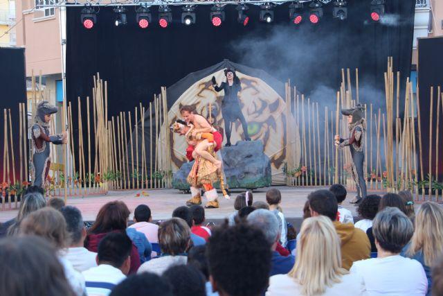 El musical El libro de la selva puso el punto final a la campaña comercial Sal de Compras - 1, Foto 1