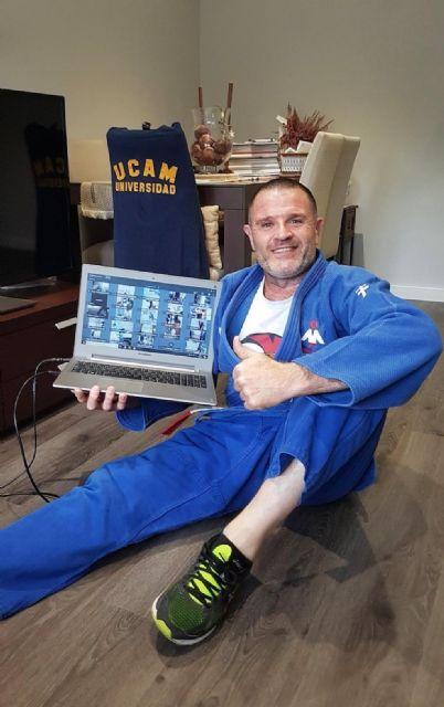 La Unión Europea de Judo destaca el Proyecto murciano #YoTe_aJUDO - 1, Foto 1