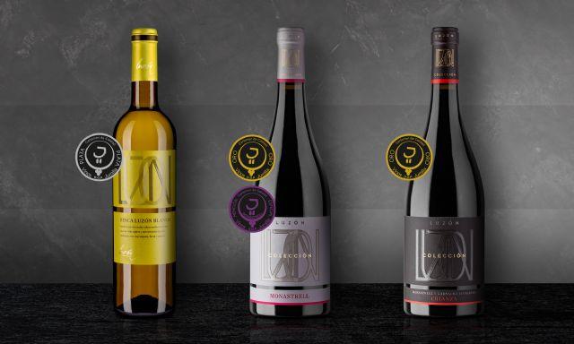 Luzón Colección Monastrell se erige como mejor vino monastrell joven de Jumilla, por tercer año consecutivo - 1, Foto 1