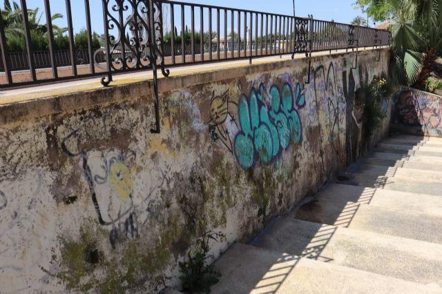 Huermur logra que Cultura obligue al Ayuntamiento a restaurar el Paseo del Malecón - 4, Foto 4