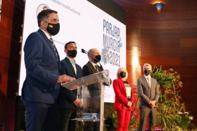 Arranca el congreso PARJAP que convierte a Murcia en capital internacional del verde urbano - 2, Foto 2