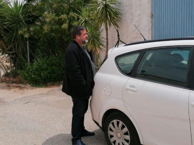 Manu Pineda visita Jumilla para revelar la contaminación de las macrogranjas - 2, Foto 2