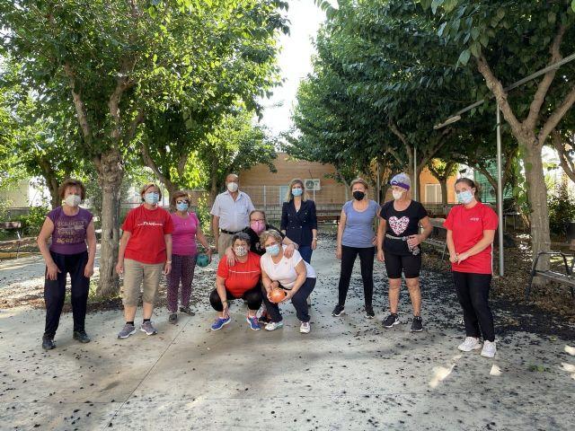 Los Centros de Mayores reinician la gerontogimnasia al aire libre - 1, Foto 1