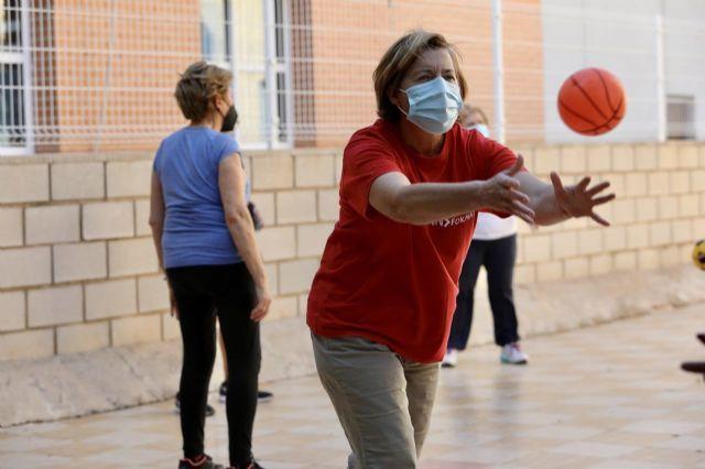 Los Centros de Mayores reinician la gerontogimnasia al aire libre - 3, Foto 3