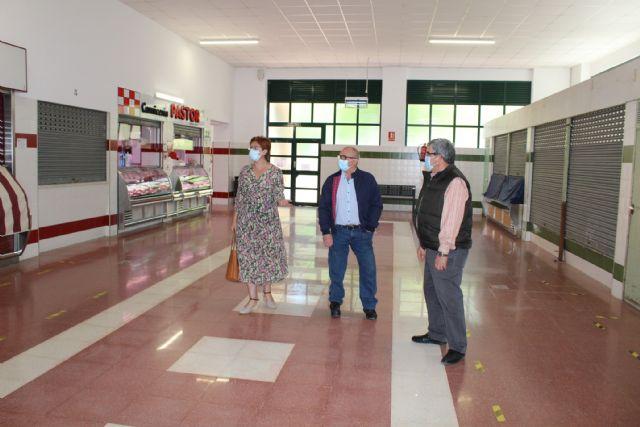 Finalizan las obras de reforma del módulo Este del Mercado Central de Abastos - 3, Foto 3