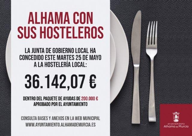 25 locales de hostelería reciben nuevas ayudas del Ayuntamiento por valor de 36.000 euros - 1, Foto 1
