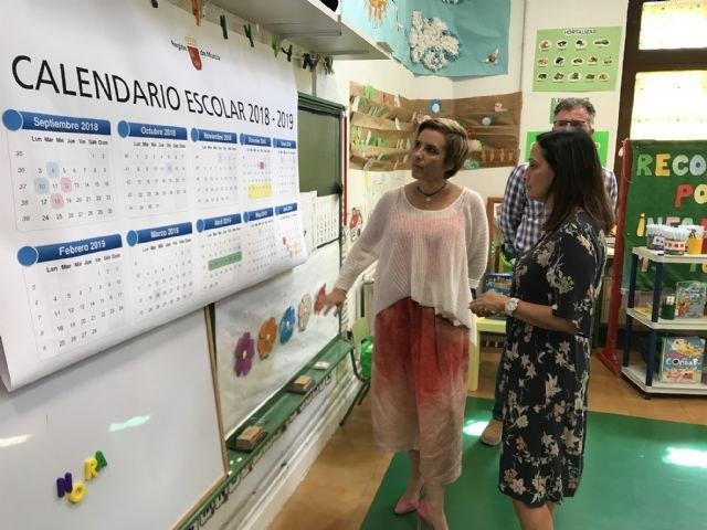 El próximo curso escolar comenzará en la Región de Murcia del 4 al 10 de septiembre