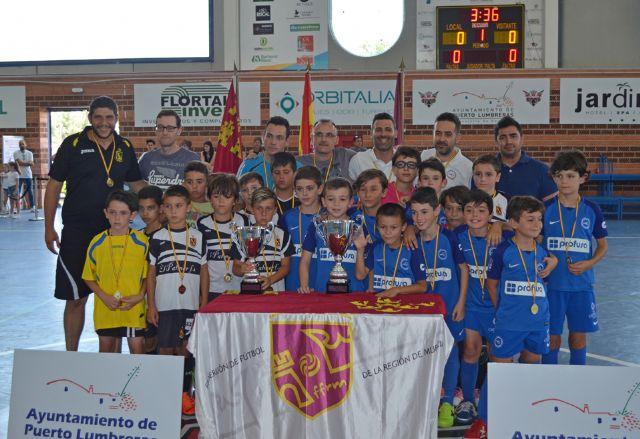 Futsal Paulo Roberto gana el Torneo de Fútbol Sala Copa Federación Benjamín - 2, Foto 2