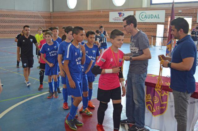 Futsal Paulo Roberto gana el Torneo de Fútbol Sala Copa Federación Benjamín - 3, Foto 3