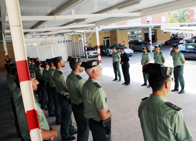 La Guardia Civil incorpora 84 nuevos agentes a la Región de Murcia, Foto 3