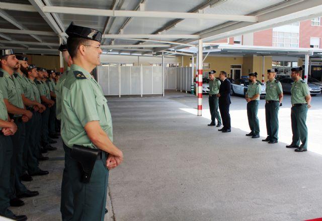 La Guardia Civil incorpora 84 nuevos agentes a la Región de Murcia, Foto 4