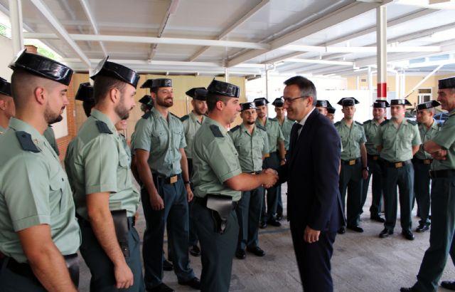 La Guardia Civil incorpora 84 nuevos agentes a la Región de Murcia, Foto 6