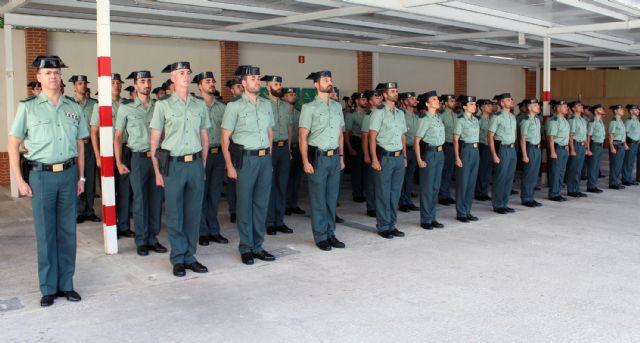 La Guardia Civil incorpora 84 nuevos agentes a la Región de Murcia, Foto 7