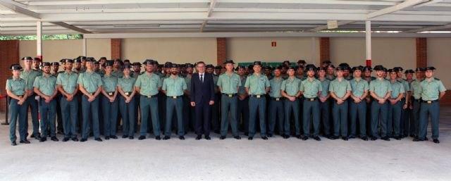 La Guardia Civil incorpora 84 nuevos agentes a la Región de Murcia