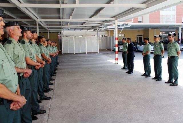 La Guardia Civil incorpora 84 nuevos agentes a la Región de Murcia, Foto 5