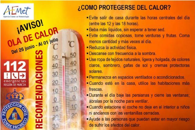 Recomendaciones para superar la ola de calor - 1, Foto 1