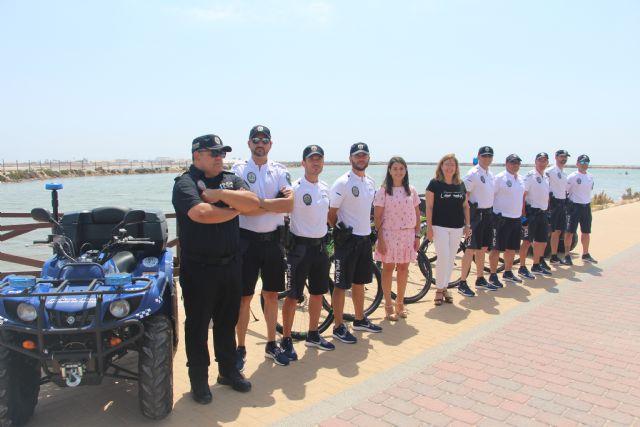 La Policía Local vuelve a vigilar paseos marítimos y playas durante el verano 2019 - 1, Foto 1
