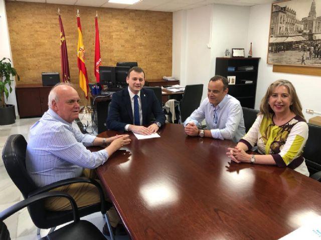 El nuevo Viceinterventor General del Ayuntamiento asume el control financiero de las juntas municipales de barrios y pedanías - 1, Foto 1