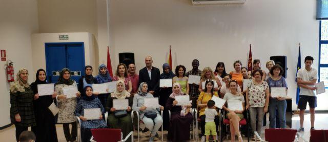 29 alumnos completan los dos cursos de formación impartidos este semestre por el Centro de Recursos para el Empleo de Alquerías - 1, Foto 1