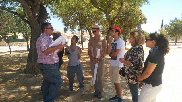 San Javier podría contar con un centro de interpretación de especies autóctonas en un  parque municipal - 1, Foto 1