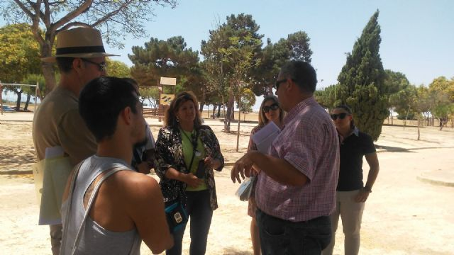 San Javier podría contar con un centro de interpretación de especies autóctonas en un  parque municipal - 2, Foto 2