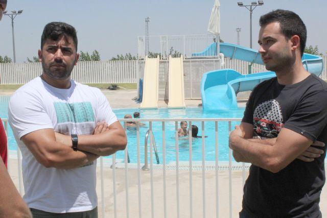 Las piscinas de verano de Puerto Lumbreras abren gratis los martes del mes de julio - 1, Foto 1