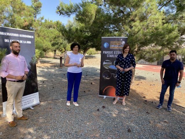 El Observatorio Astronómico del Cabezo de la Jara invita a vecinos y turistas a disfrutar de los objetos celestes más importantes a partir del 1 de julio - 4, Foto 4