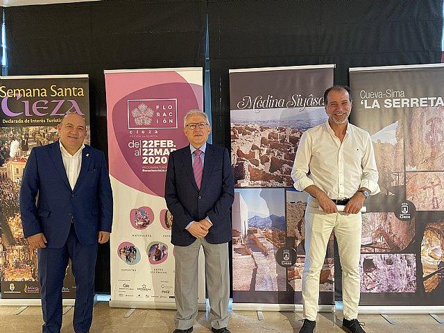El Colegio de Periodistas destaca el municipio de Cieza en el Anuario de la Región de Murcia - 1, Foto 1