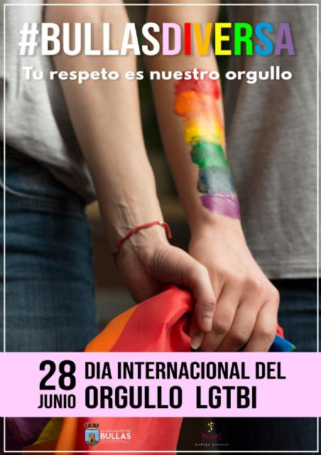Conmemoración del Día Internacional del Orgullo LGTBI - 1, Foto 1