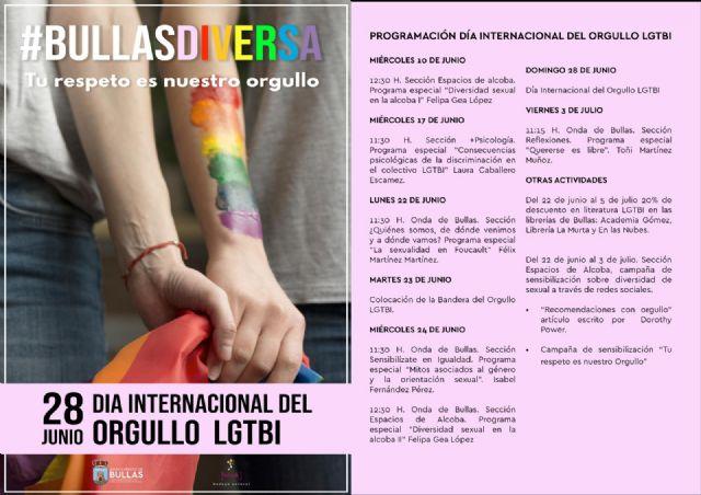 Conmemoración del Día Internacional del Orgullo LGTBI - 2, Foto 2