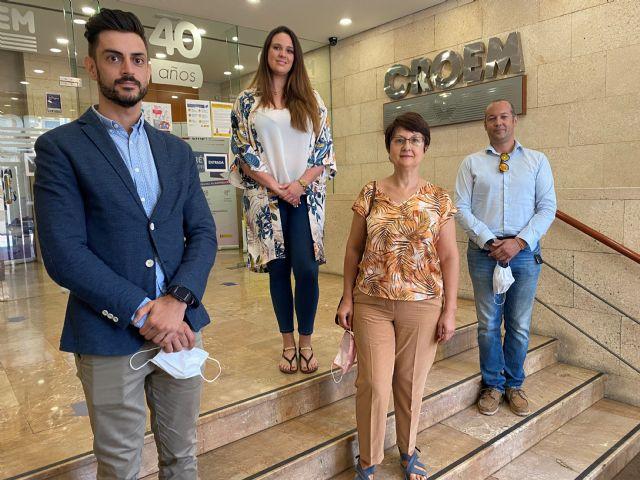 Nace COREMUR, la nueva federación de comercio de la Región de Murcia - 1, Foto 1