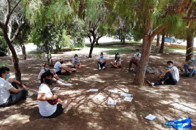 El Grupo de Voluntariado Cartagena libre de rumores se reúne en una jornada de análisis y reflexión - 1, Foto 1